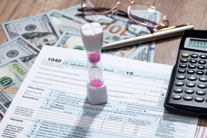 Roger Menden's Tax Extension Breakdown  - Accountant, Accounting, Tax Services, Tax Preparation Shakopee MN