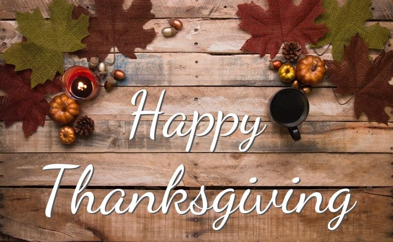 Happy Thanksgiving 2019 from Menden Accounting & Tax Service to your family