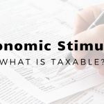 Which Stimulus Payments Are Taxable (and Which Aren't) For Shakopee, MN Taxpayers