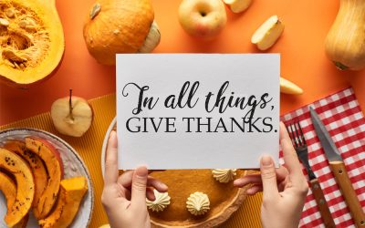 Cultivating Gratitude for Thanksgiving 2020 in Shakopee, MN