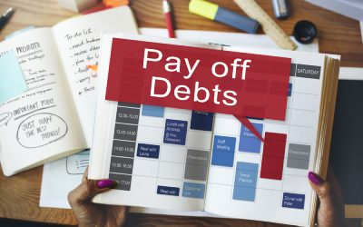 Paying Off Debt by Roger Menden